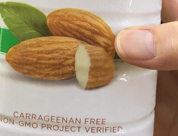 Do You Drink Almond, Coconut or Soy Milks? Avoid Carrageenan
