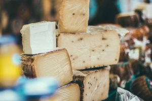 Cheese is a great food for the ketogenic diet