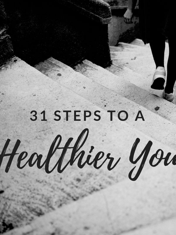 31 Steps to a Healthier You: 2017 Challenge