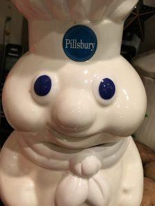 adorable Doughboy cheeks