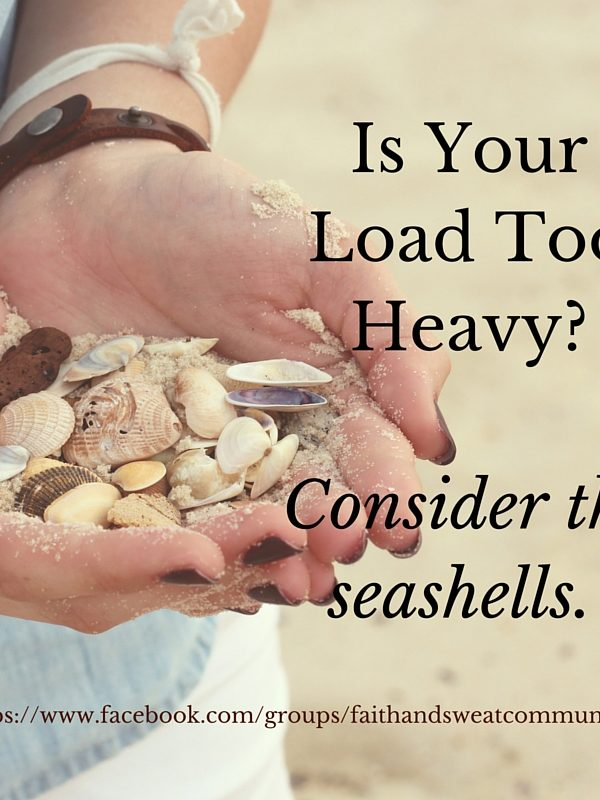 do you have a heavy load