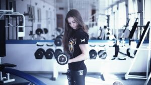 women benefit from regular weight training , at least two times per week. free weights, body weights and more all count