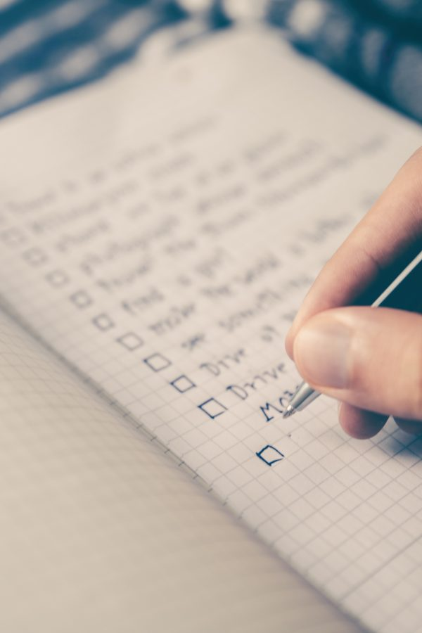 smart goals help ensure success when changing habits. here's how to make sure your goals are smart
