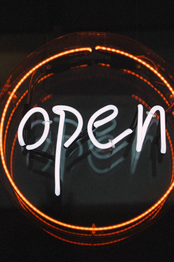 Closed or open? As we ask if businesses are closed or open, how might we benefit by asking similar questions of ourselves?